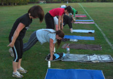 Ladies fitness Guildford